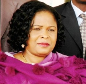 Patience Jonathan Had Fibroids Removed; Husband Plans Secret Visit To German Hospital