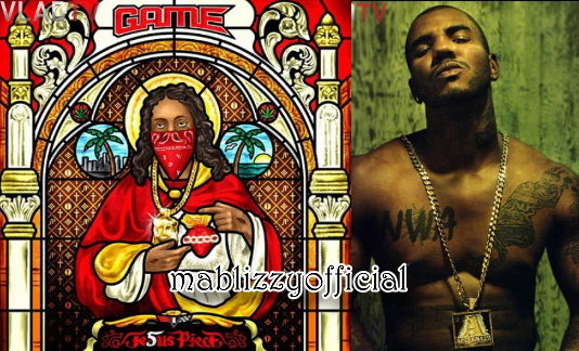 Outrage As The Game Unveils Controversial Album Cover to